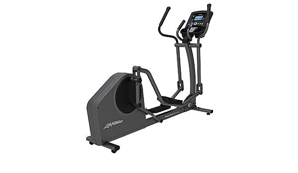 Life Fitness E1 Go Cross Trainer Fitness de Bundle de accesorios para Incluye Life Fitness: Amazon.es: Deportes y aire libre