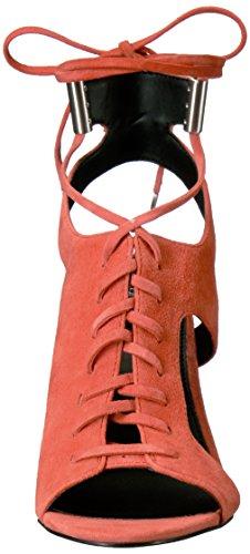 Santos Blush Deep Dress Calvin Sandal Klein Women's 4BqYwEH