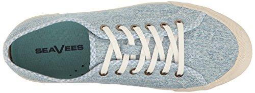 Seavees Womens 06/67 Monterey Beach Club Fashion Sneaker Blu Morbido