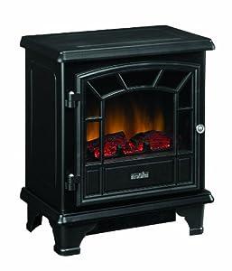 Duraflame Stove Heater, Black, DFS-550-0