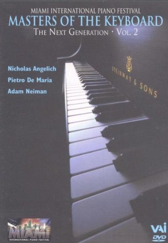 Miami International Piano Festival: Masters of the Keyboard - The Next Generation, Vol. - Shop Miami Online