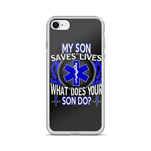 Compatible for 7/8 - Saves Lives What Does Your Son Do Proud Job Title Nurse Saying