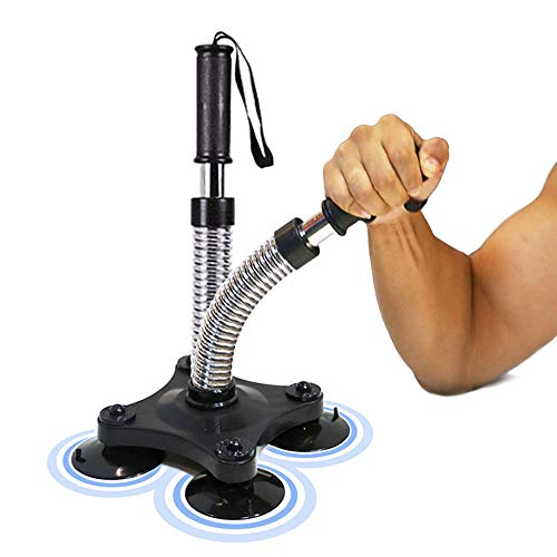 COSA MEJOR Forearm Wrist Blaster, Wrist Wrestling Exerciser, Strengthen Forearms, Wrist, Grip, Chest, Shoulders and Biceps, Muscle Building, Office/Home/Gym Equipment