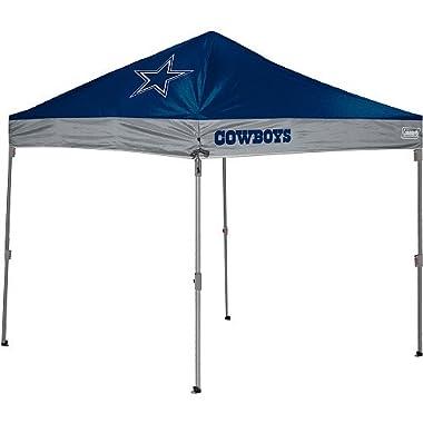 NFL Dallas Cowboys 10x10 Straight Leg Canopy