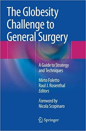 Book The Globesity Challenge to General Surgery: A Guide to Strategy and Techniques