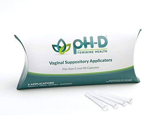 pH D Feminine Health Support Suppository
