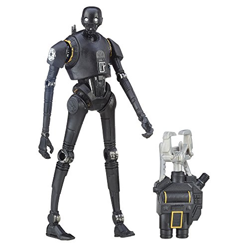 with K-2SO Action Figures design