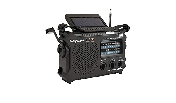 Amazon.com: Radio Portatil Con Linterna para Emergencias Y Desastres para Usar Con O Sin Bateria Estaciones FM AM SW Color Negro: Home Audio & Theater