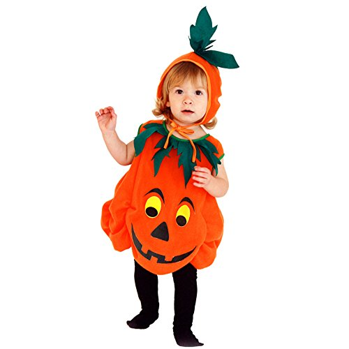 Kingyee Kids Halloween Pumpkin Costume for Baby Toddlers Boys and (Green Lantern Costumes For Sale)