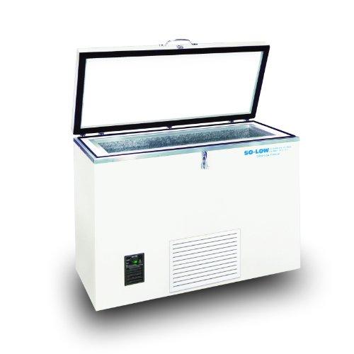 So-Low C85-9 Ultra Low Chest Freezer, 115V, 9 Cu. Ft., Temperature Range -40°C to -85°C