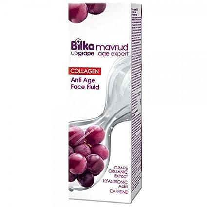 Bilka UpGrape Mavrud Age Expert Colágeno + AntiAge Face Fluid 25 ml - Efecto rejuvenecedor