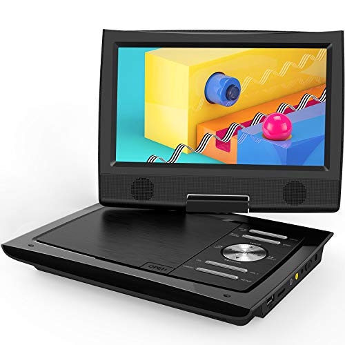 ieGeek 11  Portable DVD Player with Dual...