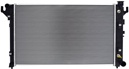 RADIATOR FOR DODGE FITS RAM PICKUP 1500 2500 3500 3.9 5.2 5.9 GAS ONLY 1552 by Sunbelt Radiators