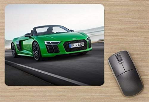 Audi R8 Spyder V10 Plus 2018 Mouse Pad, Printed Mousepad for sale  Delivered anywhere in USA