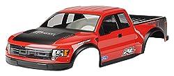 Proline 338915 True Scale Ford F-150 Raptor (Red) Pre-cutpre-painted