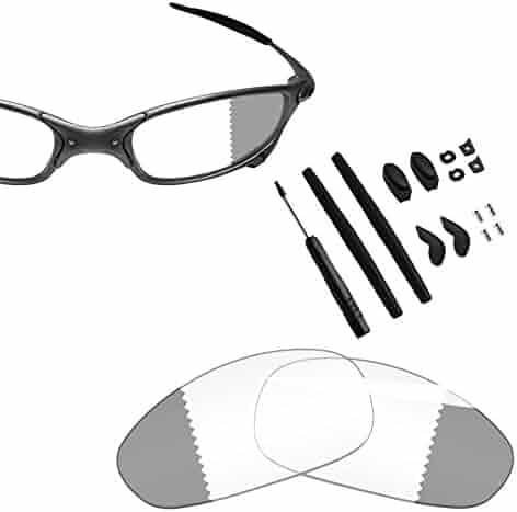 8af3e6d94672 BlazerBuck Anti-salt Polarized Replacement Lenses   Sock Kit for Oakley  Juliet