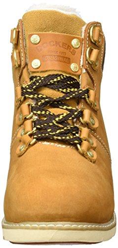Dockers by Gerli Women's 39si308-302910 Desert Boots Yellow (Golden Tan 910) pSFBPsH
