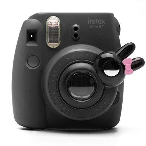 Cute Bunny Selfie And Close Up Lens Shot Mirror For Fujifilm Instax Mini 8 Mini 9 Polaroid PIC-300 Hellokitty Instant Camera...