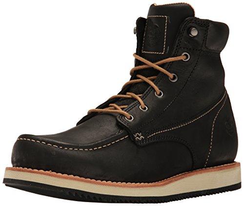 Georgia GB00172 Mid Calf Boot, Black, 11 M (Georgia Boot Wedge)