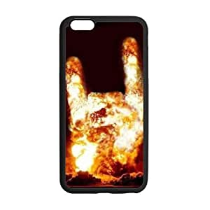 Iphone 4/4S Case, Hot products,Music series, Iphone 4/4S case (4.7 inch)Rock n Roll IPhone6 Case Cover Photo Custom Phone Case Cover Kimberly Kurzendoerfer
