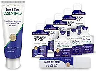 product image for Dental Herb Company - Essentials Toothpaste and Traveler Bundle
