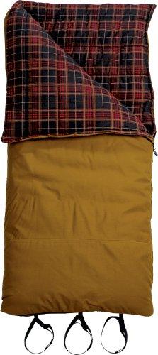 Slumberjack Big Timber 0F Long Right Sleeping Bag, Outdoor Stuffs