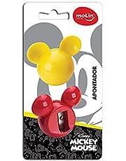 Apontador Mickey Face - Bt. c/2, Molin, 22677, Multicor