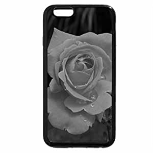 iPhone 6S Case, iPhone 6 Case (Black & White) - beautiful