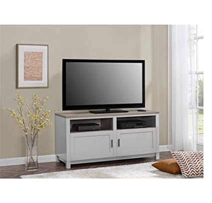 Amazoncom Better Homes And Gardens Langley Bay Tv Stand For Tvs Up