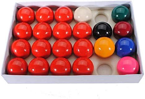 QuickShop - Juego de bolas de billar (5,5 cm, 22 unidades): Amazon ...