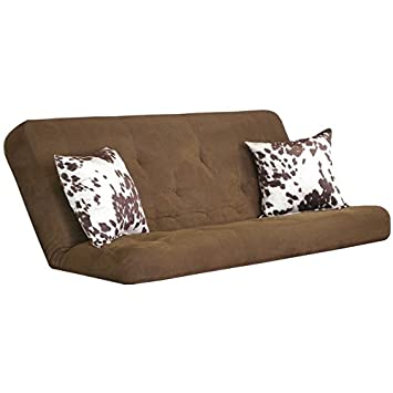 Great Big Tree Furniture 8 Inch Futon Mattress With 22 Inch Udder Mad Milk Pillows Design Ideas