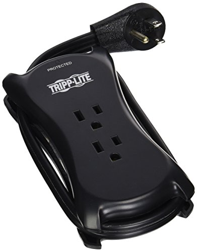 Tripp Lite 3-Outlet 2 USB Surge Protector