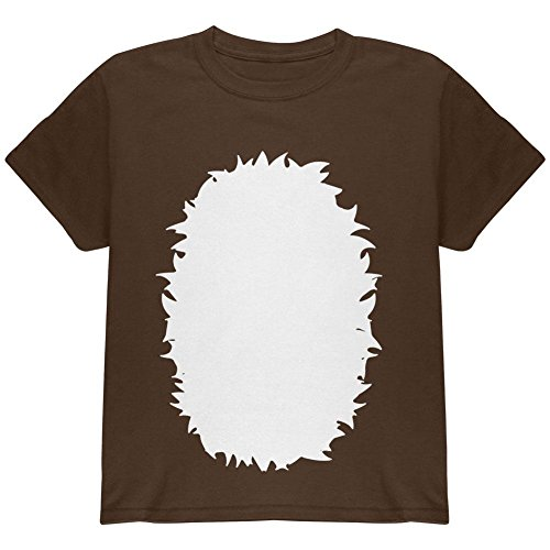 Old Glory Halloween Baby Deer Fawn Costume Youth T Shirt Dark Chocolate YSM]()