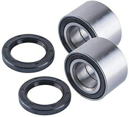 East Lake Axle front wheel bearings /& seals kit compatible with Can Am UTV 2013-2018