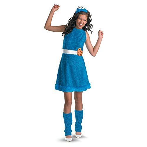 Cookie Monster Tween Costume - X-Large -