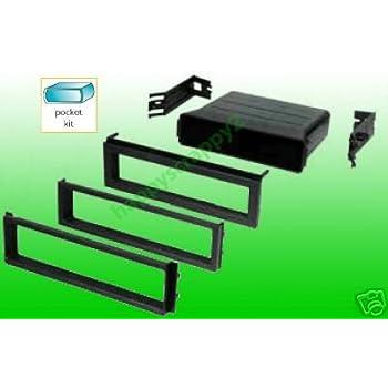 amazon com stereo install dash kit vw jetta 03 04 05 2004 Scosche Wiring Harness Color Code Scosche Fdk106 Wiring Harness