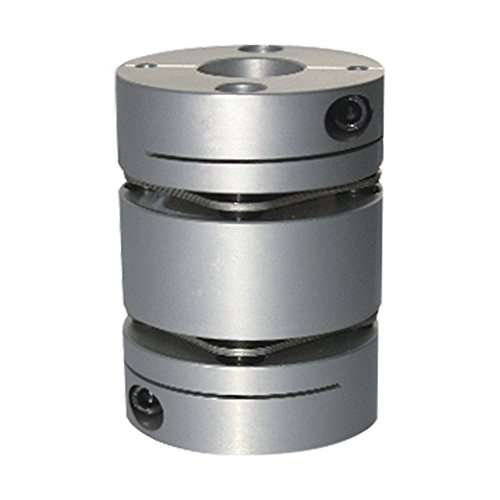 1.575 OD 0.625 Bore A 5000 rpm Max Rotational Speed Lovejoy 77226 Size MD-40C Mini Disc Clamp Style Coupling 1.732 Length Complete Coupling 0.625 Bore B 31 in-lbs Nominal Torque 0.625 Bore A 0.625 Bore B 1.575 OD 1.732 Length