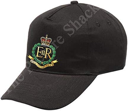 ROYAL MILITARY POLICE CAP BADGE PRINTED ON A BASEBALL CAP