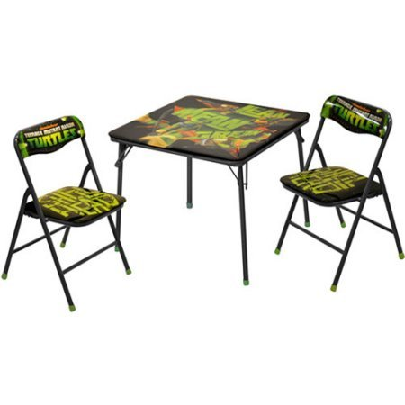Best Toys & Child Activity Centers - Kids Table And Chairs Sets Ninja