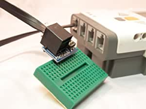Breadboard Adapter for LEGO MINDSTORMS