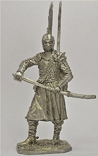 16th Century Swords - HISTORICAL TIN FIGURES POLISH WINGED HUSSAR AND SWORD 16TH CENTURY 54MM 1/32 PR1