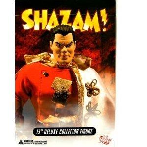 "Diamond Comic Distributors Shazam 13"" Deluxe Collector Figure"