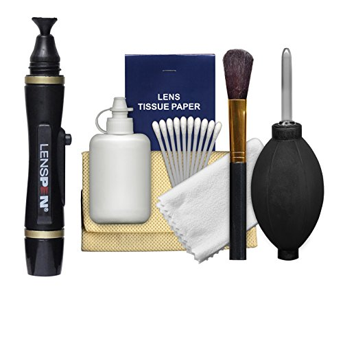 LensPEN + Precision Design Cleaning Kit - for Digital SLR Cameras & Lenses by Lenspen