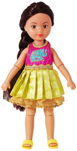 Madame Alexander Travel Friends India Doll