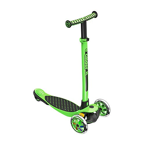 Yvolution Y Glider XL Kids Kick Scooter