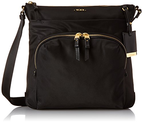 Tumi Voyageur Capri Crossbody, Black, One Size by Tumi