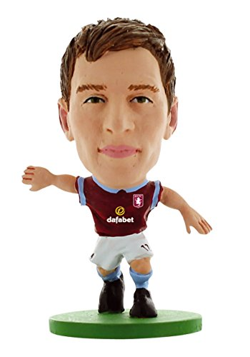 Soccer Starz - Aston Villa Marc Albrighton Home Kit (2014 Version) / Figures