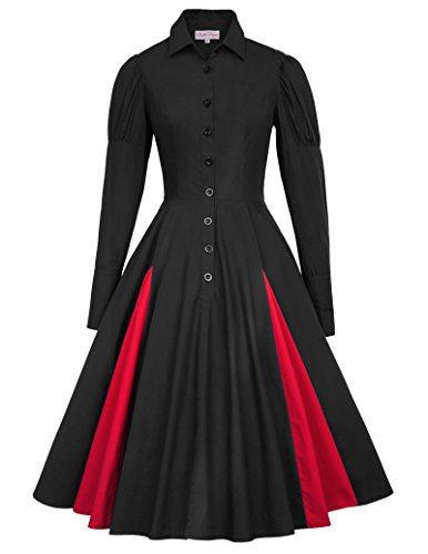 Victorian Edwardian Lady Dress - 3