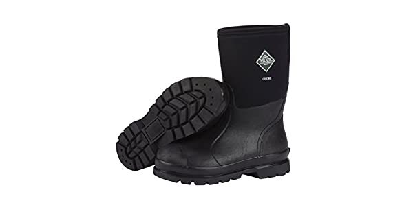 Amazon.com: Muck Boot Chore Classic Mens Rubber Work Boot ...