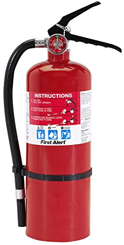 First Alert FE3A40GR Heavy Extinguisher